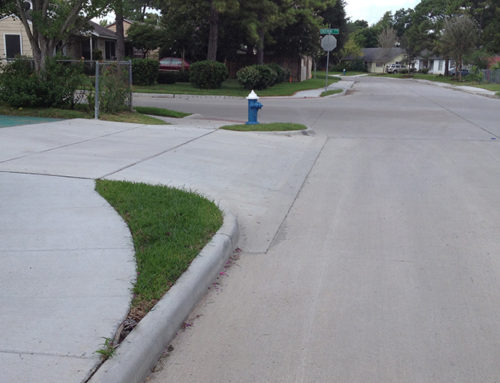 Southpark and Southcrest Area Drainage and Paving Improvements
