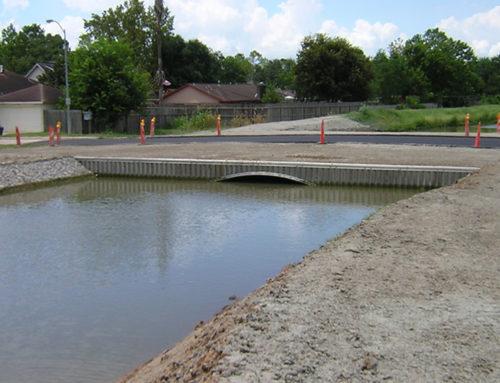 Turtle Creek Bridge Emergency Repair